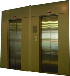 Двери и обрамления из нержавеющей стали